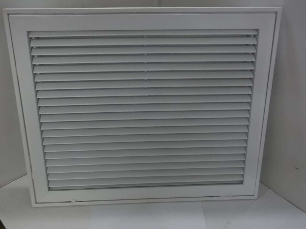 American Metals S90HFF 25 X 14 Commercial Return Air Filter Grille For 1