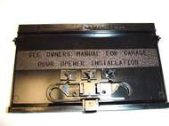 Overhead Console Garage Opener Door GW 1989-1991