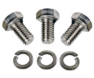 11504336 8mm SMOG PUMP PULLEY BOLTS