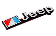 AMC Jeep Emblem Jeep Licensed GW 1974-1989