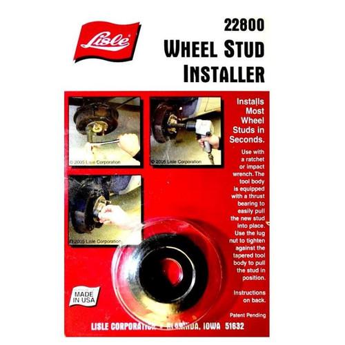 Lisle Wheel Stud Installer Tool Team Grand Wagoneer