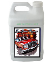 250,000 MILE SYNTHETIC COOLANT