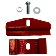 RED BATTERY CLAMP SET