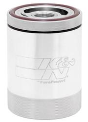 K&N Stainless Steel Reusable Oil Filter #SS-2004 GW 1991