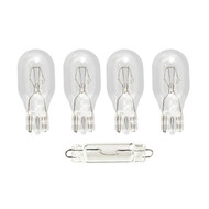 Overhead Console & Dome Lamp Assembly Bulb Set GW 1989-1991