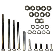 Alternator Bolt Set W/Washers & Spacer