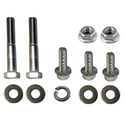 J0180125KIT   STAINLESS PS PUMP MOUNTING BOLTS