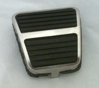 1973 - 1981 TRANS AM CAMARO SMALL CLUTCH PEDAL PAD AND TRIM SET