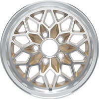 TRANS AM SNOWFLAKE WHEEL NEW GOLD OR SILVER WS6 15 X 8 FITS