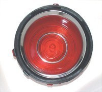 1970-1973 CAMARO TAIL LIGHT LENS ASSEMBLY RS LEFT