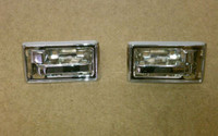 1970 - 1974 TRANS AM CAMARO INTERIOR DOOR HANDLE SET FIREBIRD