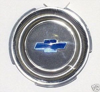 1967 CAMARO STEERING WHEEL HORN BUTTON EMBLEM BOW TIE