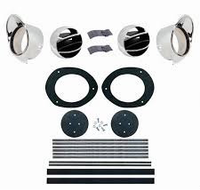 1967 - 1968 CAMARO FIREBIRD ASTRO DASH VENT KIT