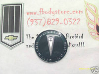 1967 1968 FIREBIRD SPORT STEERING WHEEL EMBLEM 67 68