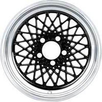 1982 - 1992 TRANS AM GTA WHEEL NEW BLACK 16 X 8 FRONT