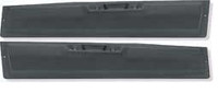 1970 - 1971 TRANS AM CAMARO LOWER DOOR PANEL SET PLASTIC