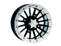 ATV Wheel  14 x 7, 4/137(12mm Holes), 5+2 ITP Sd Dual Beadlock