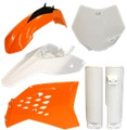 09-11 KTM SX65 Full Plastics Kit