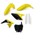 10-13 RMZ250, Full Plastics Kit