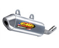 02-13 YZ125, Powercore II Shorty Silencer