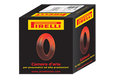Pirelli Heavy Duty Inner Tube works in 90/90-21 or 80/100-21 size tires has a typica tr-4 straight centered valve stem at Reecreation Tires rectires.com