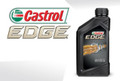 Castrol Edge synthetic motor oil at Recreation Tires rectires.com