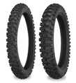 100/90-19 shinko 505 series rear tire at Recreation Tires rectires.com