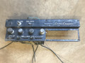 55 Series, Center Dash Instrument Panel with Knobs, Controls and Emblem