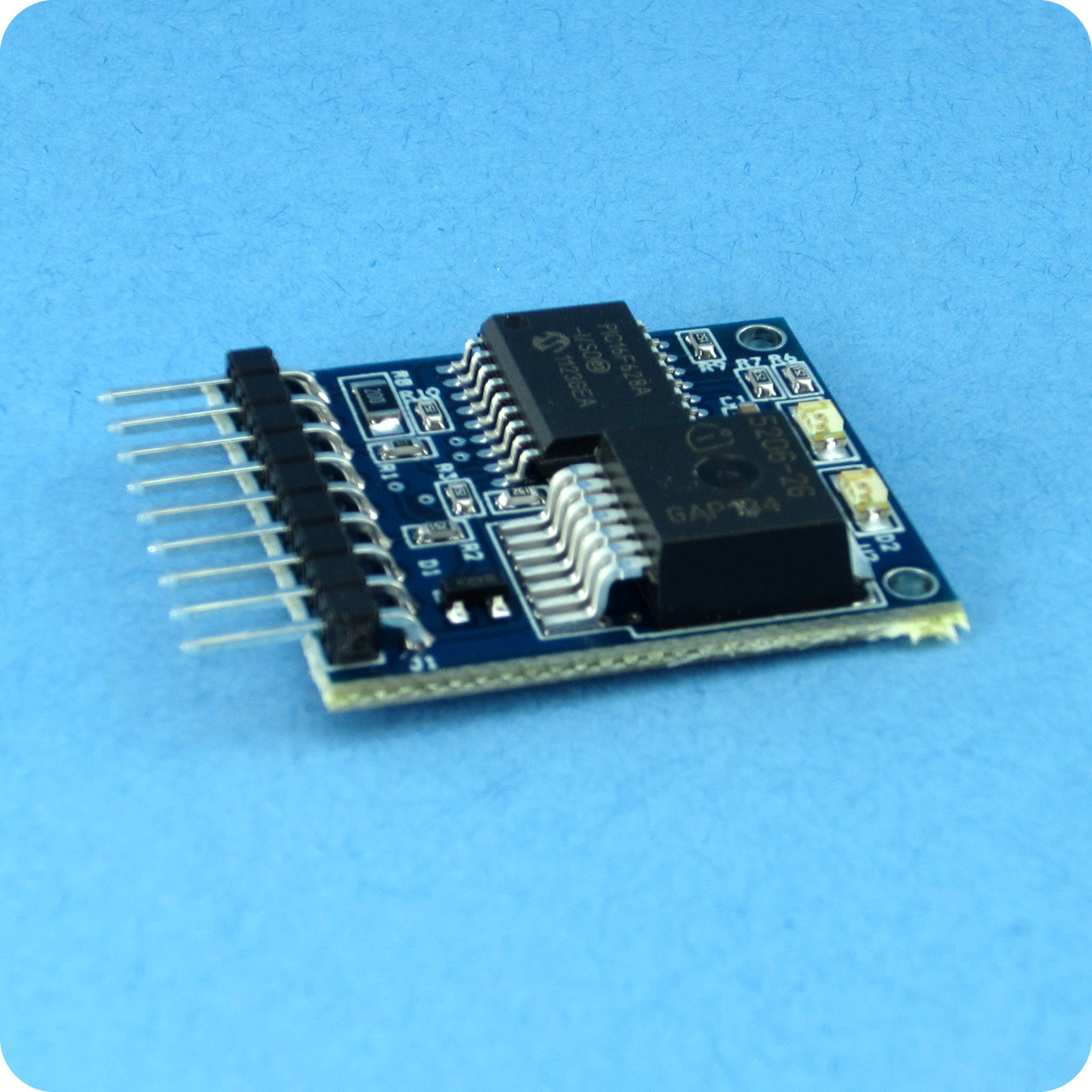 Motor Mind B 6 24vdc 2a Dc Controller Solutions Cubed Llc Power Opamp Servo Amplifier Tachometer Speed Control Larger More Photos