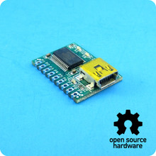 BM010:  USB to serial data converter.