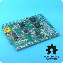 FIRSTBOT:  Arduino-compatible robot controller