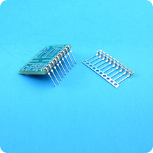 CS004S:  Dual In-Line Style Edge Pins with Solder (10)