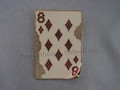 Ex Aequo Brooch (Vegas/Eight of Diamonds)