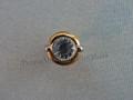 SCS 2003 Antonio Event Clear Round Tac Pin