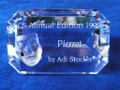SCS 1999 Pierrot Title Plaque