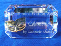 SCS 2000 Columbine Title Plaque