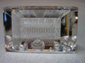 SCS 2007 Community Title Plaque