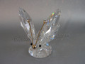 Butterfly, Large ~ Var 2 (Crystal tips on Gold antenna)