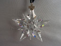2001 Annual Edition Star / Snowflake Christmas Ornament