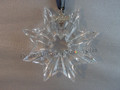 2003 Annual Edition Star / Snowflake Christmas Ornament