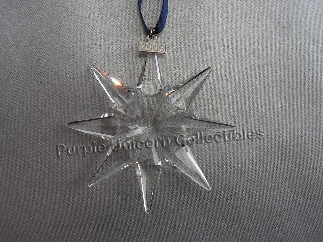 2009 Annual Edition Star / Snowflake Christmas Ornament ...