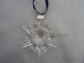 2002 Annual Edition Snowflake / Star Christmas Ornament