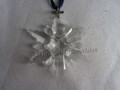2006 Annual Edition Snowflake / Star Christmas Ornament ~ SIGNED