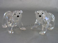 SCS 2011 Companion Polar Bear Cubs - Crystal Moonlight