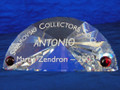 SCS 2003 Antonio Title Plaque