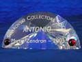 SCS 2003 Antonio Title Plaque