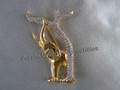 SCS 1993 Elephant Brooch