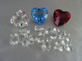 SCS 1996-1998 ~ Set of 3 Large Hearts with Minis