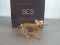 SCS 2010 Companion Tiger Cub, Standing (SCS Loyalty Gift Box) ~ SIGNED