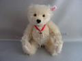 2005 Steiff Crystal Bear with Swarovski Annual Edition Star Christmas Ornament